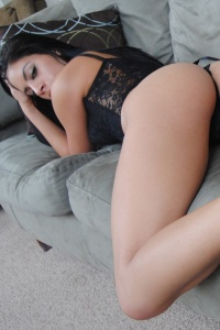 Naked On The Couch - Picture 7