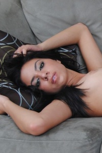 Naked On The Couch - Picture 11