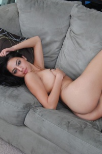 Naked On The Couch - Picture 14
